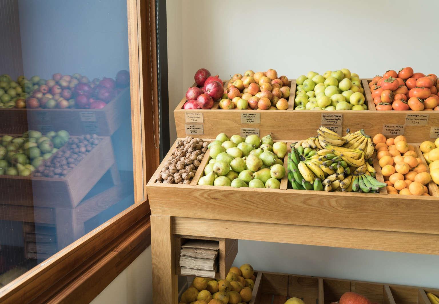 อาหารพวกผักผลไม้บำรุงผิวให้ดีได้จริง